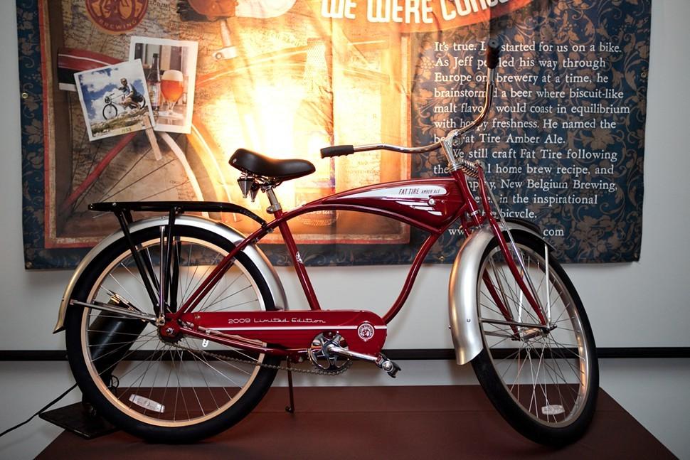 New Belgium Cruiser Bicycle