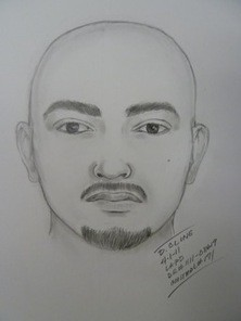 This police sketch led to the arrest of Giovanni Ramirez