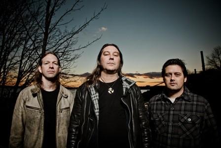 High on Fire: Jeff Matz, Matt Pike, Des Kensel