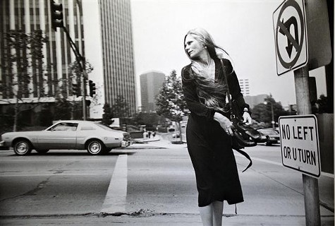 From the Los Angeles series by Garry Winogrand.