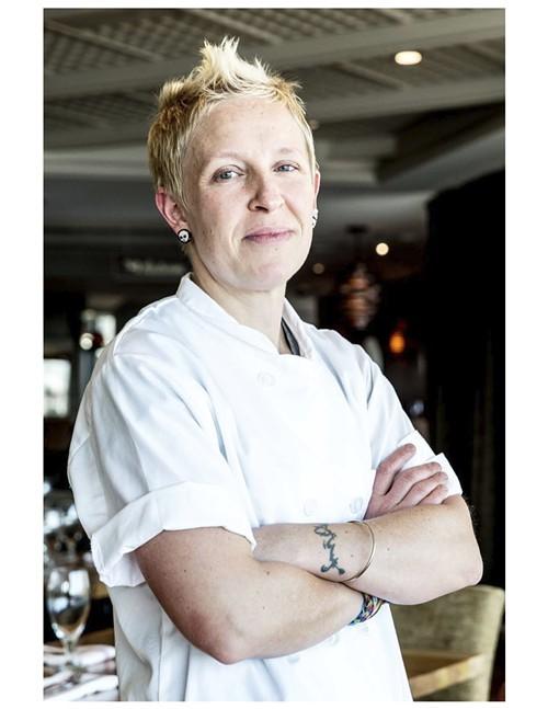 Tribune Taverns new chef, Tracey Belock
