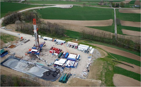 Oil companies hope to make a killing on fracking in the state.