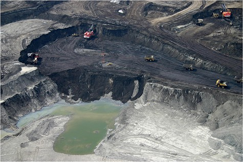 Environmentalists are concerned that the WesPac plan could bring more tar sands to the East Bay.