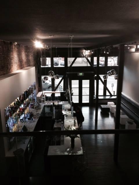 Old Oaklands trendy new bar (via Facebook)