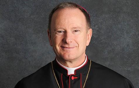 Bishop Michael Barber