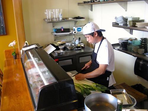 Chef Chikara Ono