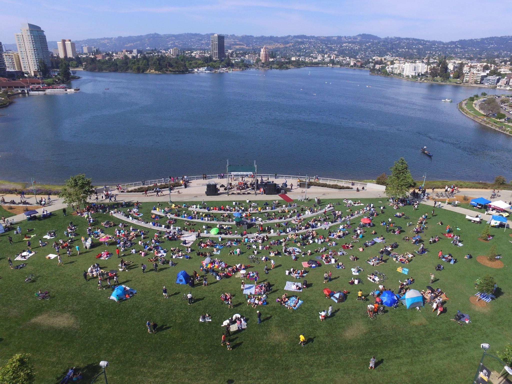 Oakland's Eastlake Music Festival at Lake Merritt   East Bay Express    Oakland, Berkeley & Alameda