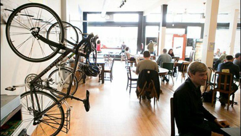 A Bike Rack on Every Corner