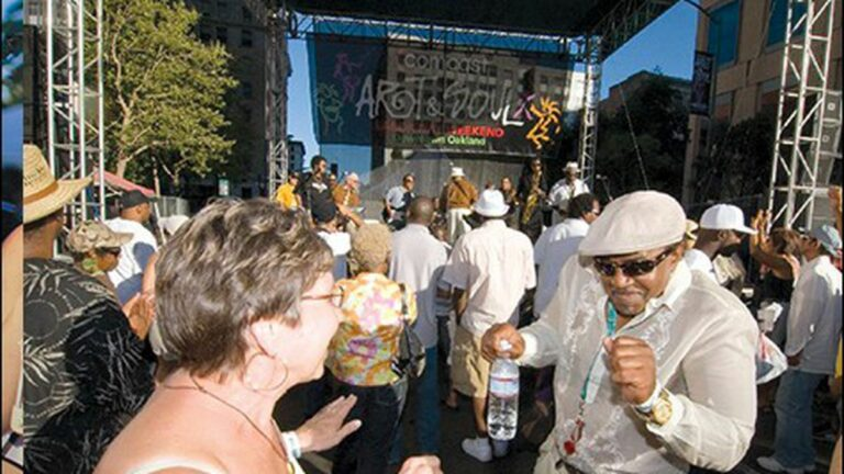 Art & Soul Fest Stays True to East Bay Roots