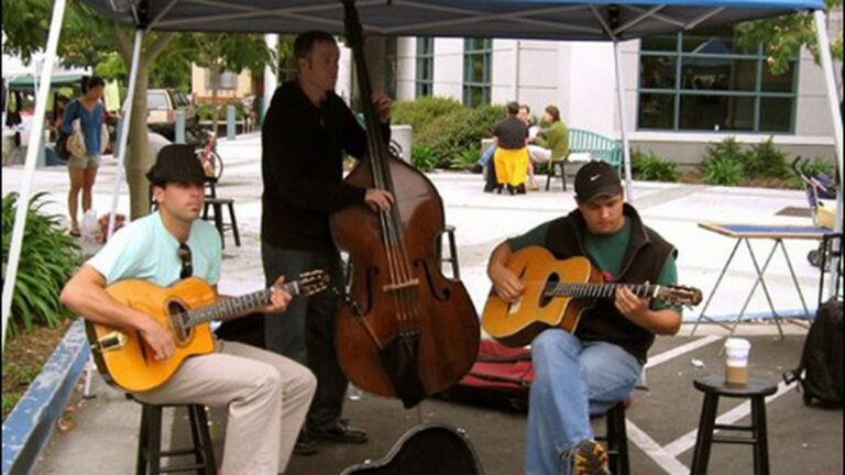ASCAP Targets Farmers' Markets and House Venues