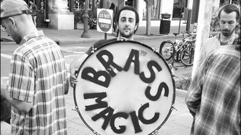 Brass Magic: The Hardest-Working Horn Dance Band in the East Bay