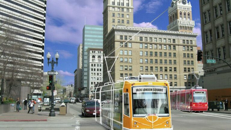 Broadway Streetcar Open House on July 10