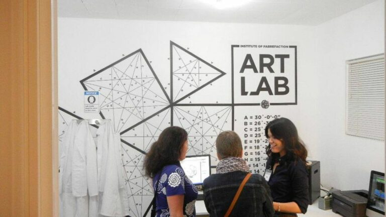 Institute of Fabrefaction Opens at The Compound Gallery
