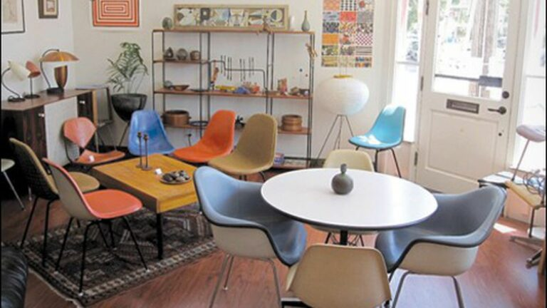 Feeding the Demand for Mid-century Modern