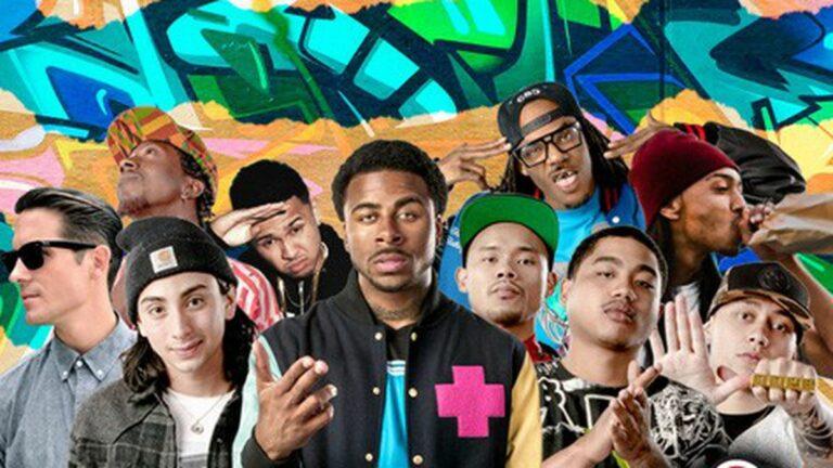 Hip-Hop's Graduating Class