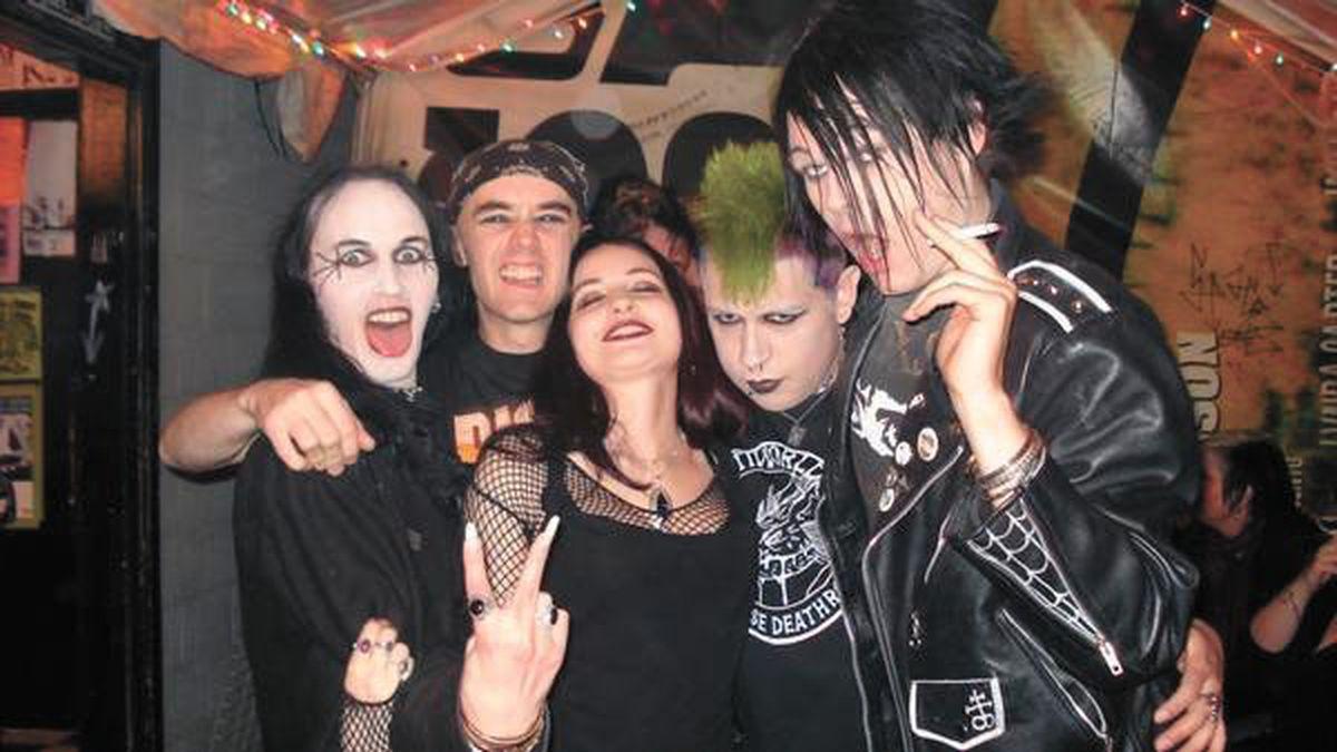 Rock death Death By