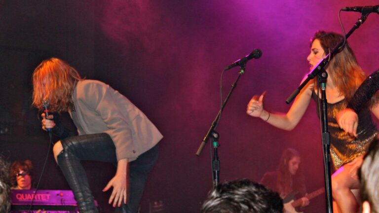 Live Review: Foxygen Cajoles and Confounds at The Fillmore