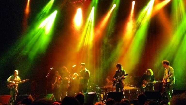 Live Review: The Brian Jonestown Massacre at The Fox Theater, 5/8