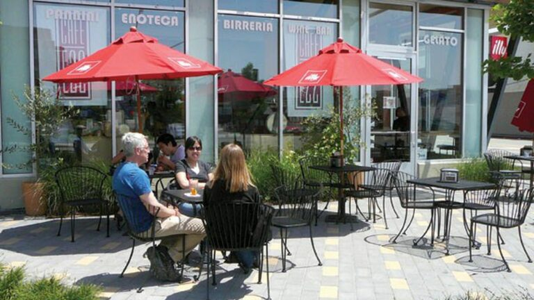 Outdoor Dining Guide