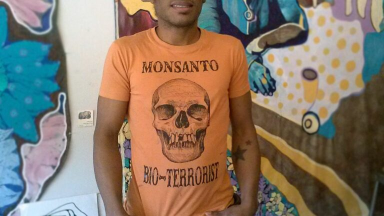 Wear Your Hatred for Monsanto on Your Sleeve