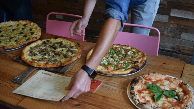 Berkeley Declares February Pizza Lovers Month