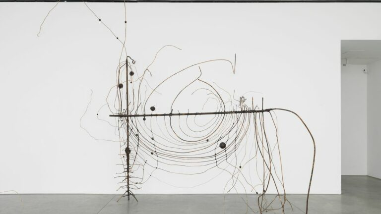 REVIEW: Jay Heikes' Exhibition at BAMPFA Addresses Themes of Alienness and Borders