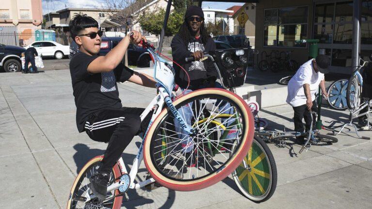 When Police Take Kids' Bikes