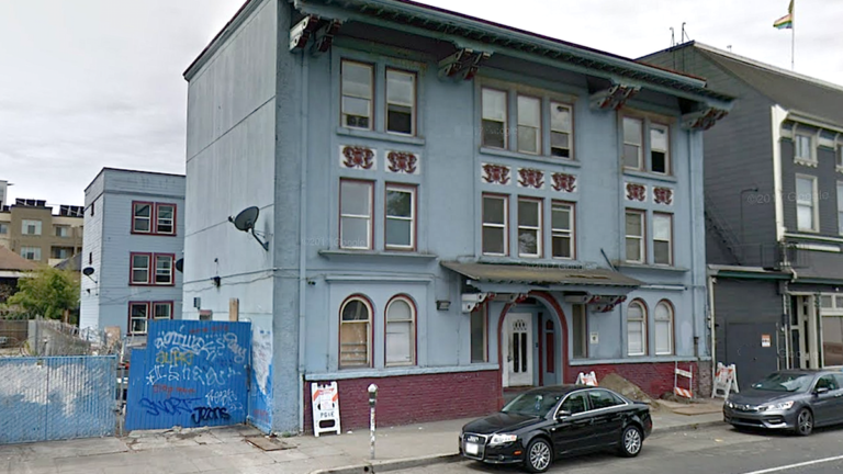 Oakland Plans to Open a Second Homeless Transitional Housing Center with Purchase of W. Grand Ave. Building