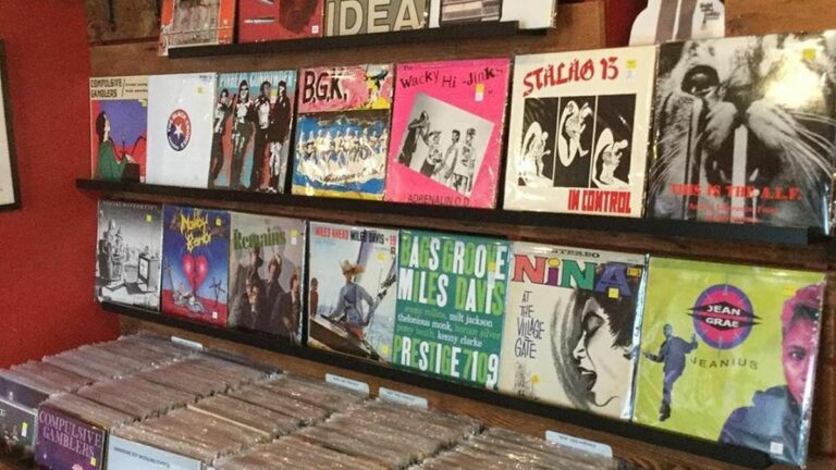 An East Bay Guide to Record Store Day