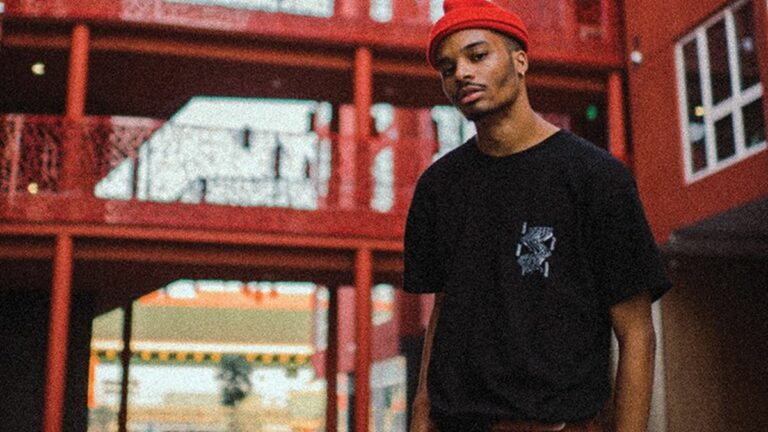 Oakland's Caleon Fox Emerges as a Serious Rapper