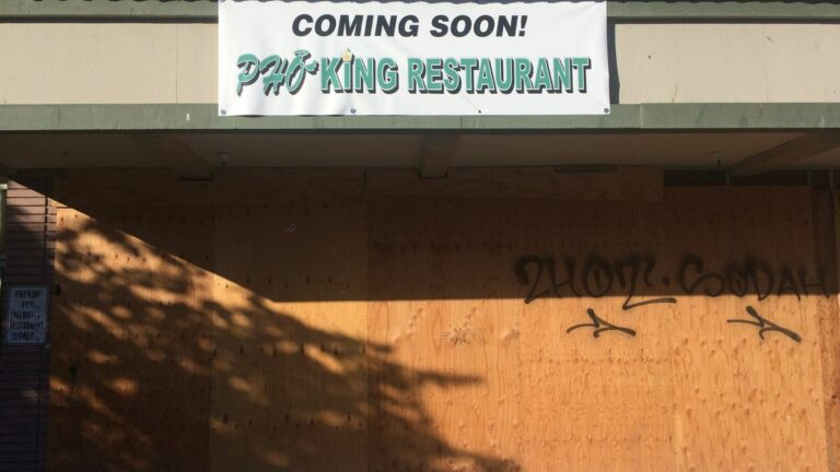 Pho King to Set Up Shop in Merritt Bakery's Former Digs