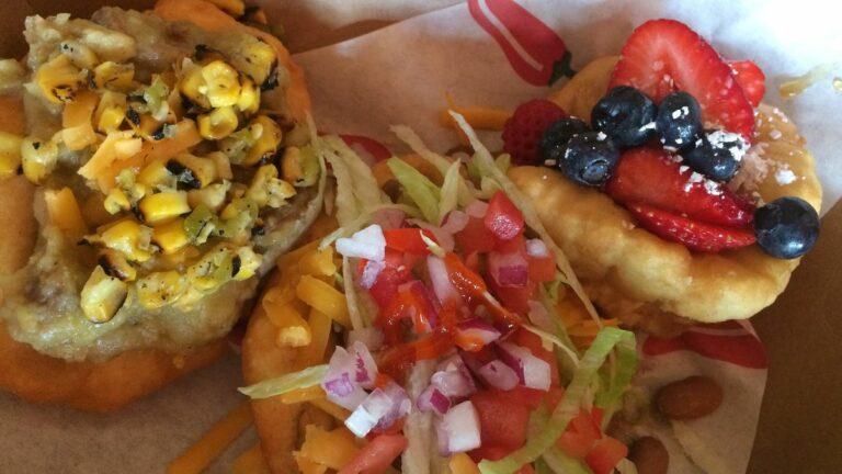 Navajo Tacos in Oakland