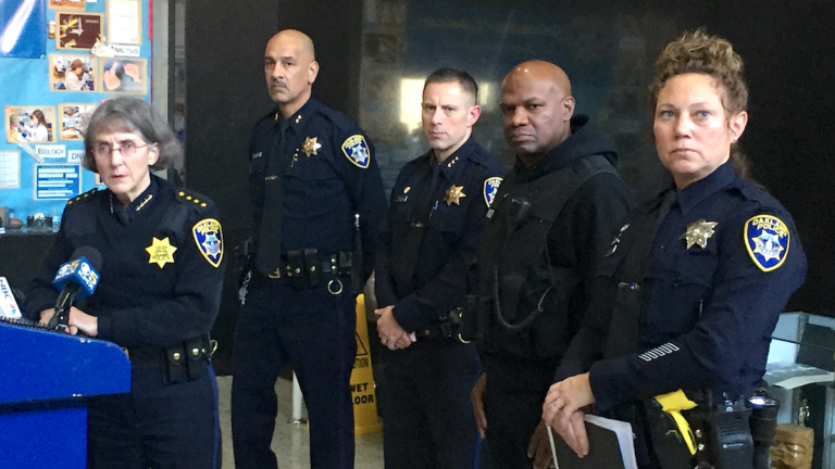 Federal Agents Go Unpaid While Helping Oakland Cops Make Arrests in Major Firearms Trafficking Case