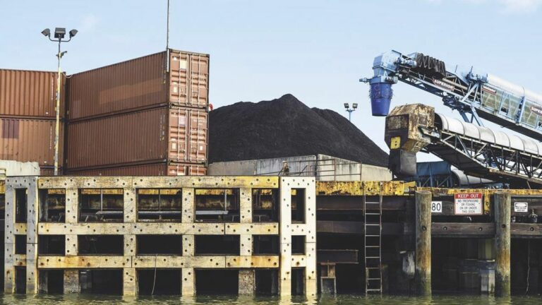 Unions Join Companies to Oppose Richmond Coal Ban