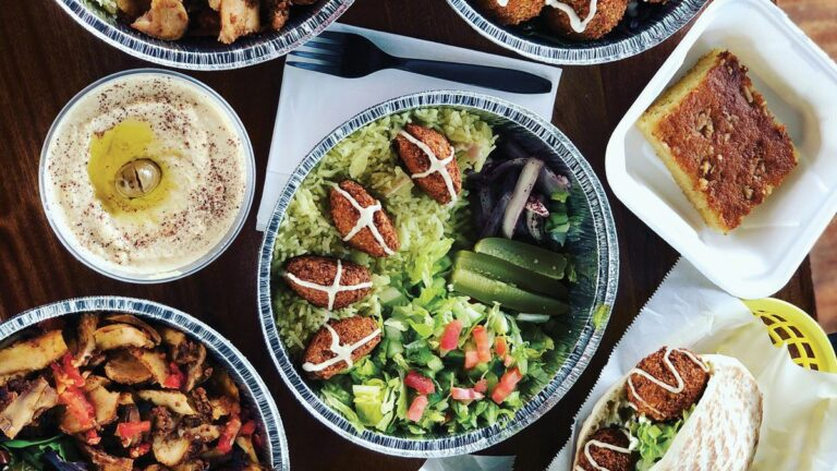 Halalicious and Donut Petit Arrive on Alameda's West End