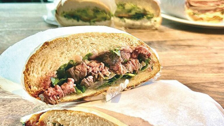 Homestead Debuts  a Sandwich Venture