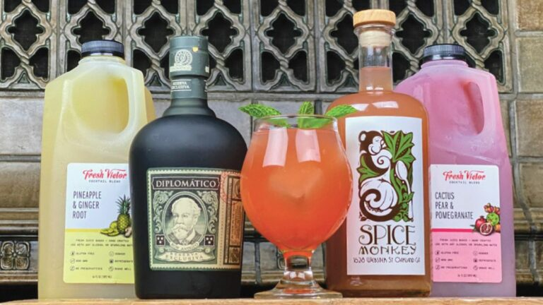 Cocktails-to-Go  at Spice Monkey