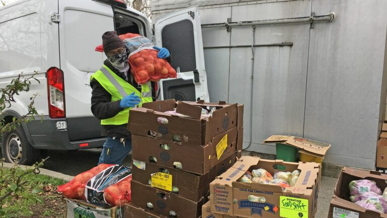 A Chance to Reimagine Food Distribution