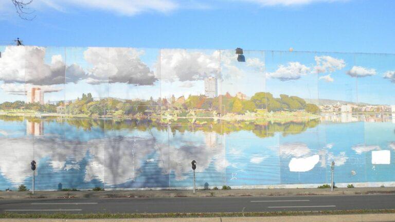 Lake Merritt Mural Artist Sues Over Work's Destruction