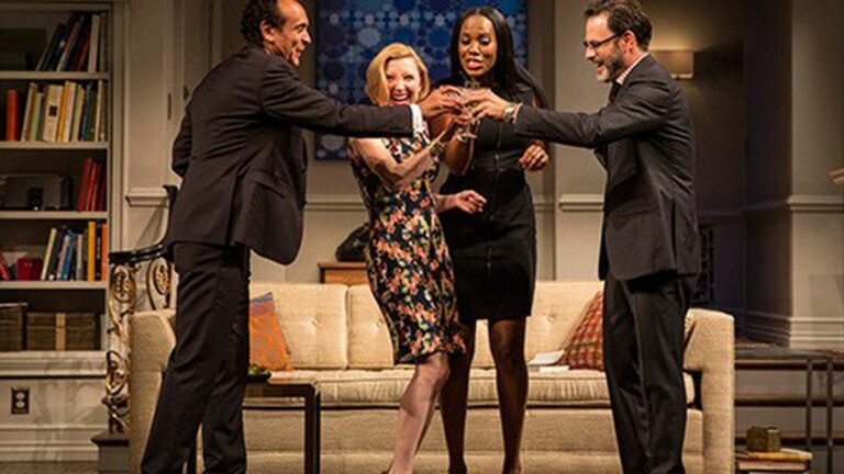 'Disgraced' Brings Islamaphobia to the Dinner Table