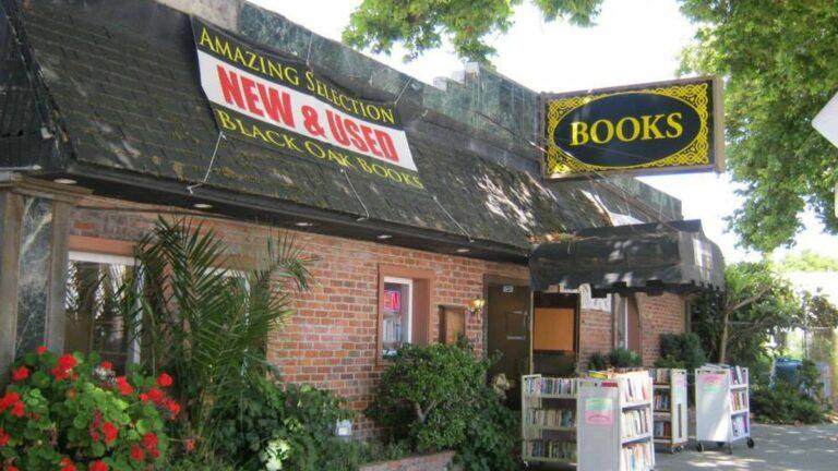 Black Oak Books to Close