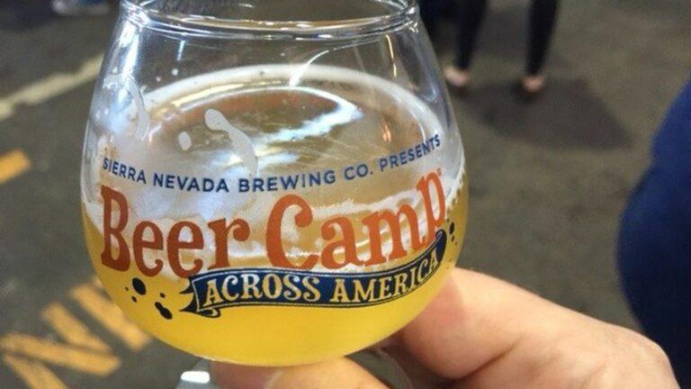 10 Memorable Brews from Sierra Nevada's Beer Camp in San Francisco