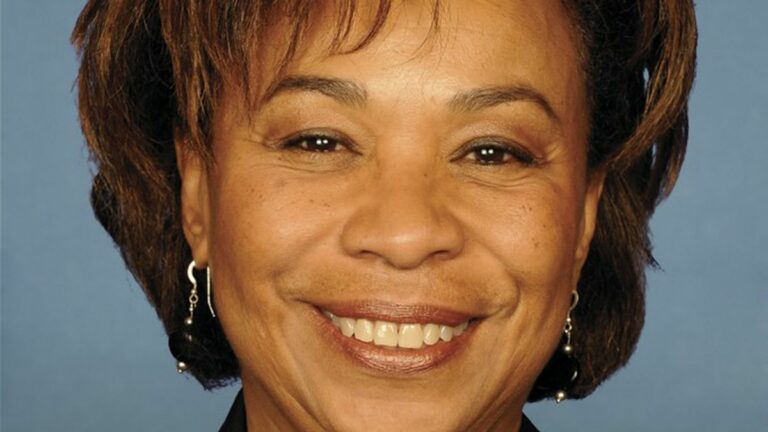 Congresswoman Barbara Lee on President Trump: 'The Fight is Coming'