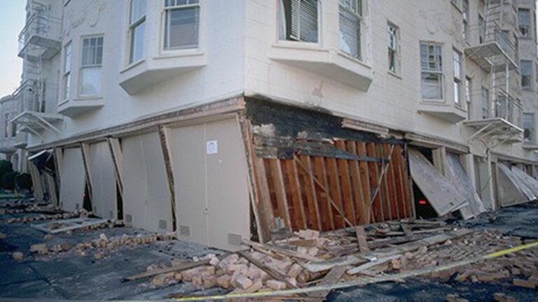Some 22,000 Rental Units in Oakland's 'Soft Story' Buildings Risk Collapse