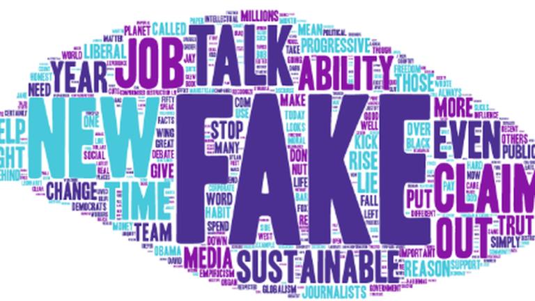 To Stop Fake News, Liberals and Progressives Need to Kick the Fake-Talk Habit