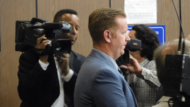 Judge Rips Ex-Oakland Cop: 'He's Actually, in a way, Pimping.'