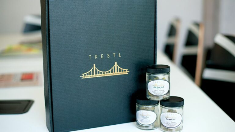 What's in the Box? A Review of 'The Trestl Box,' by the Cannabis Delivery Company