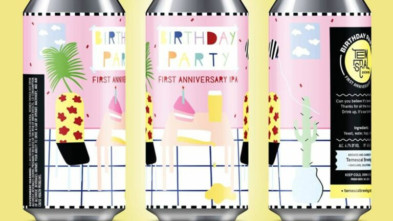 Oakland's Temescal Brewing Celebrates First Anniversary This Saturday