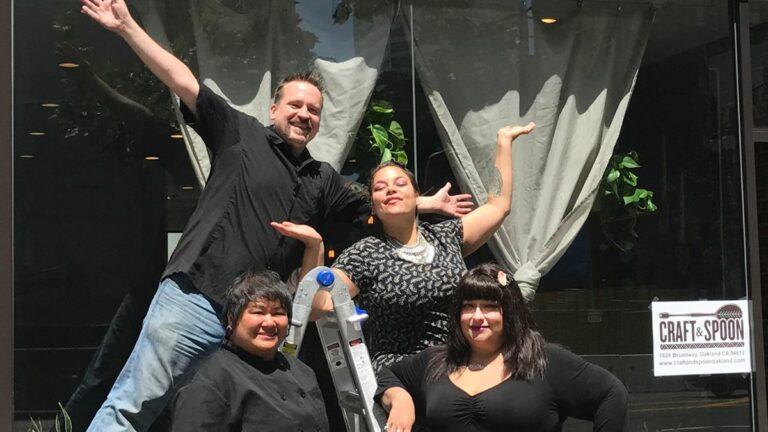 Kainbigan Team's New Restaurant Craft & Spoon Opens Next Week in Uptown Oakland