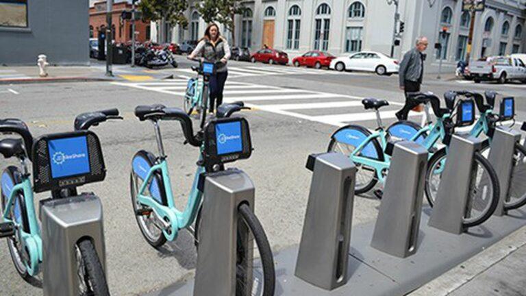 Vast New Bay Area Bike-Share Program Is Everywhere … Except Deep East Oakland